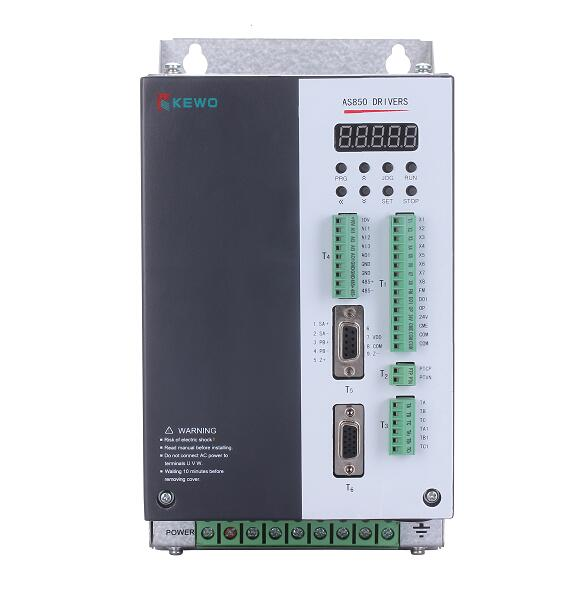 AS850 AC Servo Drive For CNC Spindle