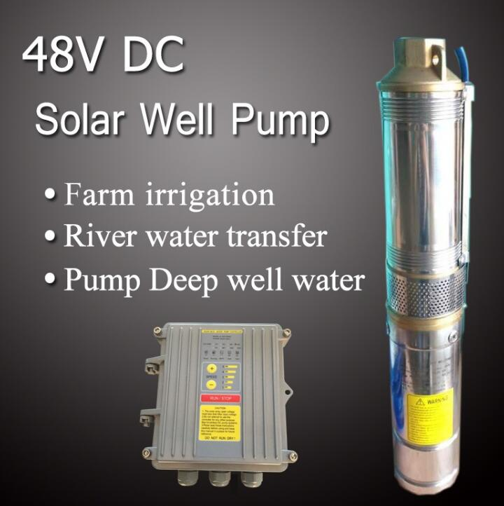 Solar DC pumps inverter and Pumps Sets
