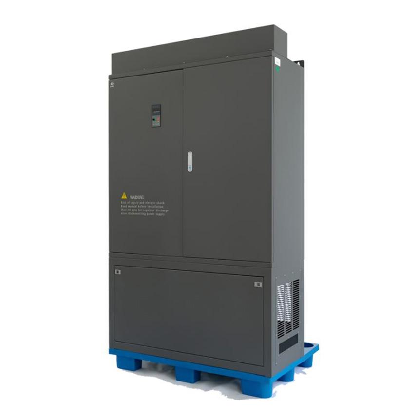 Medium voltage vfd